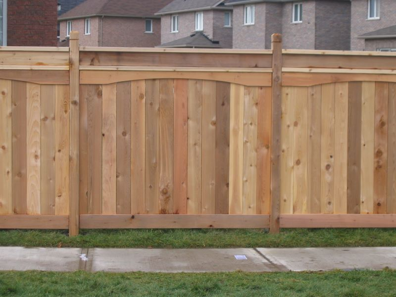 Residential Fencing Toronto Toronto Residential Fencing
