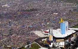 World Youth Day2002downpapalmass